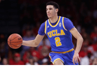 Coach Walton, Assistant Coach Jesse Mermuys, D'Angelo Russell and Brandon Ingram were in attendance to watch yesterday's UCLA vs Washington Game.  Lonzo Ball played great giving his team the W. He had 19 points (8-10), 8 assists, 7 rebounds and 4 steals.  Markelle Fultz was out with a knee issue.  #BhartiyaMamba #WWLG4L: UCLA Coach Walton, Assistant Coach Jesse Mermuys, D'Angelo Russell and Brandon Ingram were in attendance to watch yesterday's UCLA vs Washington Game.  Lonzo Ball played great giving his team the W. He had 19 points (8-10), 8 assists, 7 rebounds and 4 steals.  Markelle Fultz was out with a knee issue.  #BhartiyaMamba #WWLG4L