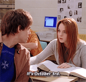 October, October 3rd, and Its October 3Rd: ud  It's October 3rd
