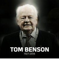 Memes, New Orleans Saints, and 🤖: UD  TOM BENSON  1927-2018 .@Saints owner Tom Benson has passed away at age 90: https://t.co/XRvqgIbO3S https://t.co/BXqY9UB1Wo