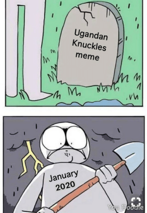 This is Da Wey: Ugandan  Knuckles  meme  w/  M.  you  January  2020  You Doodle This is Da Wey