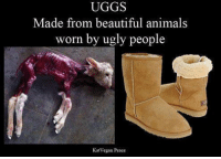 uggs made from
