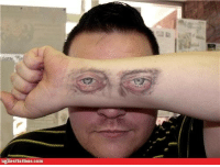 "<p><strong>Lulz.</strong> Steve Buscemi&rsquo;s eyes Tattoo. Check also <a target=""_blank"" href=""http://chickswithstevebuscemeyes.tumblr.com/"">Chicks with Steve Buscemi&rsquo;s eyes</a> &amp; <a target=""_blank"" href=""http://laughingsquid.com/wp-content/uploads/diy-steve-buscemi-eyes-20110417-111509.jpg"">DIY Steve Buscemi&rsquo;s eyes.</a></p>: ugliesttattoos.com <p><strong>Lulz.</strong> Steve Buscemi&rsquo;s eyes Tattoo. Check also <a target=""_blank"" href=""http://chickswithstevebuscemeyes.tumblr.com/"">Chicks with Steve Buscemi&rsquo;s eyes</a> &amp; <a target=""_blank"" href=""http://laughingsquid.com/wp-content/uploads/diy-steve-buscemi-eyes-20110417-111509.jpg"">DIY Steve Buscemi&rsquo;s eyes.</a></p>"