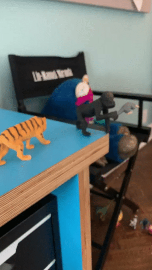 I was answering emails at my desk and when I turned around, a gorilla was holding an armadillo. My son had Pride Rocked my office. Again. https://t.co/EBTtRtSDNA: UH-Ra Mr I was answering emails at my desk and when I turned around, a gorilla was holding an armadillo. My son had Pride Rocked my office. Again. https://t.co/EBTtRtSDNA