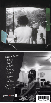 1 year ago today, J. Cole released '4 Your Eyez Only' featuring the tracks 'Immortal', 'Deja Vu', and 'Neighbors' 🔥💯 @JColeNC https://t.co/6yxkifp3nJ: uhun te Bll Tolls  inMortl  Mine pt  Chum  2.  Dre-amvile.com  Demmile ROCNATION  FBI Anti-Piracy  Warning:  Unauthorized  802015 Dreamvilio, Inc. Under exclusive ixense to Roc Nation  tecoids. All rights reserved. Manufsctured and distributed  FRI ANTI-PIRACT  WARNING  in USA by Universal Musie Distibuligri Unauthorisedcopying is punishable  duplication is a olai on of applicable laws. B002620002 under federal law.  8 8883- 73027- 2 2 1 year ago today, J. Cole released '4 Your Eyez Only' featuring the tracks 'Immortal', 'Deja Vu', and 'Neighbors' 🔥💯 @JColeNC https://t.co/6yxkifp3nJ