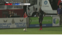 Drogba drinks from a kid's water bottle before taking a corner, gets an assist from the corner, then proceeds to go back to the kid and shower himself with the remaining water. https://t.co/UmpBUMAyhh: UI UNITED SOCCER LEAGUE  PHX 2 LA LA 3  70:08 EQUALITY HEALTH  CARVANA  SHOWCAS  Honda Honda  HOWCASE  SIMon ).сом Drogba drinks from a kid's water bottle before taking a corner, gets an assist from the corner, then proceeds to go back to the kid and shower himself with the remaining water. https://t.co/UmpBUMAyhh