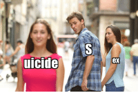 This, This Is, and Literally: uicide  OR This is literally me.