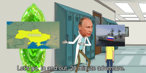 Dank, Memes, and Target: UKRAINE  it  Let's go ln and out 20 minute adventure How to start a war real quick by makingreenwithice MORE MEMES