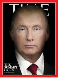 Time, Another, and Time Magazine: ULY 30, 2018  THE  SUMMIT  CRISIS  By BRIAN BENNETT  me.co m