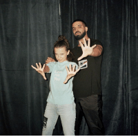 Drake, Best, and Girl Memes: um best photo of the year goes to Drake and Millie Bobby Brown https://t.co/KSaXqR7nUJ