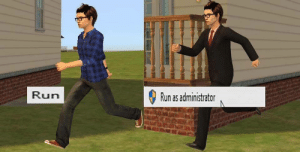 Run, Not, and Or Not: unas adminisrator  Run To sudo or not sudo