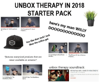 Amazon, BlackBerry, and Iphone: UNBOX THERAPY IN 2018  STARTER PACK  here's my man WILLY  5:00  Switching To The PocophaneThe Pocophone F1 Has A  F1  You like that Jack? Jack  likes the scilica gel  like  You  RVCA  4:13  Im Switching To The iPhoneThe iPhone XS Has A Serious  XS Max...  features overpriced products that are  never available on amazon*  unbox therapy soundtrack  lofi hip hop radio beats to relax/study to  ChiledDaw 14K watching  Thank you tor listening I hope you will have a good time he  playlist  I'm Switching To The  Blackherry KEY2.  DO NOT Buy The BlackBerry  KEY2  LIVE NOW