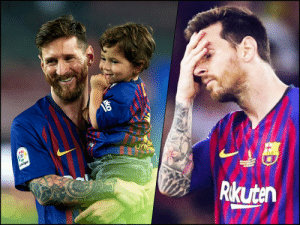 "Lionel Messi: ""When Mateo misbehaves, I make him stand in the corner of the room and face the wall.""  Mateo runs towards it and yells: ""CORNER TAKEN QUICKLY.. ORIGIIII!!!"" https://t.co/wMWG0pS1Pk: unc  LaLiga  Rikuten Lionel Messi: ""When Mateo misbehaves, I make him stand in the corner of the room and face the wall.""  Mateo runs towards it and yells: ""CORNER TAKEN QUICKLY.. ORIGIIII!!!"" https://t.co/wMWG0pS1Pk"