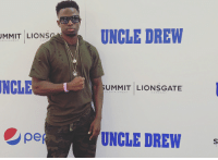 Mobbing at the @uncledrewfilm premiere in NYC uncledrew: UNCLE DREW  MMIT LIONS  ERTAINMENT  COM  INCLE  UMMIT LIONSGATE  NTERTAINMENT  COMPANY  UNCLE DREW Mobbing at the @uncledrewfilm premiere in NYC uncledrew