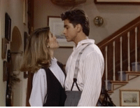 uncle Jesse and aunt Becky are some serious relationship goals 😍