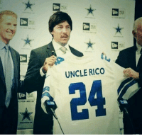 BREAKING! COWBOYS SIGN NEW QB TO REPLACE TONY ROMO!: UNCLE RICO BREAKING! COWBOYS SIGN NEW QB TO REPLACE TONY ROMO!