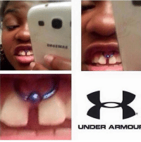 Under Armour, I Will, and Undere: UNDER ARMOUR I will