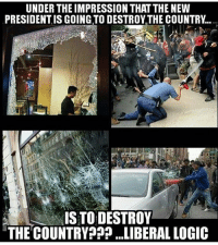 Idiots... I think a new sport should come out of macing liberal rioters... nothing wrong with peaceful protests, but when you start destroying property, you need to be maced at minimum. riot rioting riots trumpprotest liberals libbys democraps liberallogic liberal ccw247 conservative constitution presidenttrump nobama stupidliberals merica america stupiddemocrats donaldtrump trump2016 patriot trump yeeyee presidentdonaldtrump draintheswamp makeamericagreatagain trumptrain maga Add me on Snapchat and get to know me. Don't be a stranger: thetypicallibby Partners: @tomorrowsconservatives 🇺🇸 @too_savage_for_democrats 🐍 @thelastgreatstand 🇺🇸 @always.right 🐘 TURN ON POST NOTIFICATIONS! Make sure to check out our joint Facebook - Right Wing Savages Joint Instagram - @rightwingsavages Joint Twitter - @wethreesavages Follow my backup page: @the_typical_liberal_backup: UNDER THE IMPRESSION THAT THE NEW  PRESIDENTIS GOING TO DESTROYTHE COUNTRY..  IS TO DESTROY  THE COUNTRY LIBERALLOGIC Idiots... I think a new sport should come out of macing liberal rioters... nothing wrong with peaceful protests, but when you start destroying property, you need to be maced at minimum. riot rioting riots trumpprotest liberals libbys democraps liberallogic liberal ccw247 conservative constitution presidenttrump nobama stupidliberals merica america stupiddemocrats donaldtrump trump2016 patriot trump yeeyee presidentdonaldtrump draintheswamp makeamericagreatagain trumptrain maga Add me on Snapchat and get to know me. Don't be a stranger: thetypicallibby Partners: @tomorrowsconservatives 🇺🇸 @too_savage_for_democrats 🐍 @thelastgreatstand 🇺🇸 @always.right 🐘 TURN ON POST NOTIFICATIONS! Make sure to check out our joint Facebook - Right Wing Savages Joint Instagram - @rightwingsavages Joint Twitter - @wethreesavages Follow my backup page: @the_typical_liberal_backup