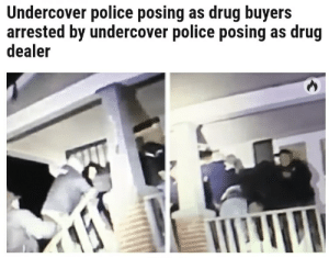 Dank, Drug Dealer, and Memes: Undercover police posing as drug buyers  arrested by undercover police posing as drug  dealer I dont even care anymore 😂😂 by mmmda123 MORE MEMES