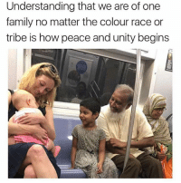 We are the Human race, not humans with different races ❤ _ _ _ _ FOLLOW: ➡@_IM_JUST_THAT_GUY_____⬅ for daily fire posts 🔥🤳🏼: Understanding that we are of one  family no matter the colour race or  tribe is how peace and unity begins We are the Human race, not humans with different races ❤ _ _ _ _ FOLLOW: ➡@_IM_JUST_THAT_GUY_____⬅ for daily fire posts 🔥🤳🏼