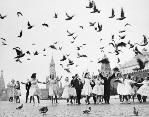 undr:  Vladimir Lagrange. Doves Of Peace. 1962: undr:  Vladimir Lagrange. Doves Of Peace. 1962