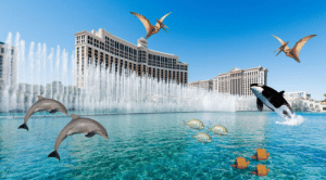Unexpected side effect of Coronavirus: The wildlife is returning to Las Vegas: Unexpected side effect of Coronavirus: The wildlife is returning to Las Vegas