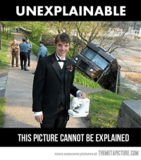 UNEXPLAINABLE  THIS PICTURE CANNOTBEEXPLAINED  more awesome pictures at THEMETAPICTURE.COM