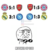 😨 tag a friend: UNG  Arsenal  Arsenal  1:5  5:1  3:1  soccer moments  our soccer momens  MOTHER OF GOD  ONG 😨 tag a friend