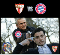 Be Like, Memes, and Bayern: UNG  CHE  BAYER  UNG Sevilla vs Bayern Munich be like... https://t.co/NARWXo2uv8