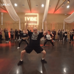 Dank, Post Malone, and Dance: UNILAD  1VIBE My guy actually killed the dance to this Post Malone track 😂🔥