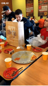 """""""My little brother has been saving up for a PS4, but my big brother decided to surprise him for his birthday!"""" This has ALL the feels 😭❤️: UNILAD  E CRL  APPINESS  HAND  VEGGIES  DAILY  OOD  PY """"My little brother has been saving up for a PS4, but my big brother decided to surprise him for his birthday!"""" This has ALL the feels 😭❤️"""