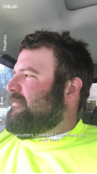 A construction worker looks back on the time his old high school teacher told him he needed to be ready to 'work hard'...  😂😅: UNILAD  ouldn't, I neede  work hard A construction worker looks back on the time his old high school teacher told him he needed to be ready to 'work hard'...  😂😅