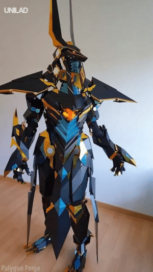 This Anubis cosplay is seriously on another level... Just wow! 😍🔥: UNILAD  Polygon Forge This Anubis cosplay is seriously on another level... Just wow! 😍🔥
