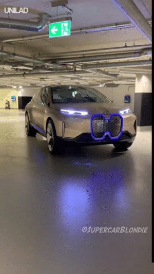 The BMW Vision iNex has secret technology we could see on the roads as soon as 2021... 😍🚗  Supercar Blondie: UNILAD  @SUPERCARBLONDIE The BMW Vision iNex has secret technology we could see on the roads as soon as 2021... 😍🚗  Supercar Blondie