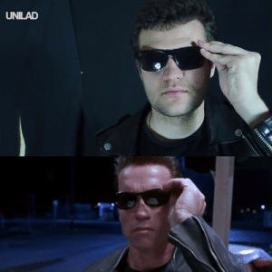 Terminator 2 on a budget looks just as good as the real thing 😂😂: UNILAD Terminator 2 on a budget looks just as good as the real thing 😂😂