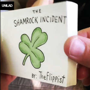 The best video to come from St Patrick's Day! Wait for it... 😂🙌: UNILAD  THE  SHAMROCK INCIDENT  ar: Thef lippist The best video to come from St Patrick's Day! Wait for it... 😂🙌