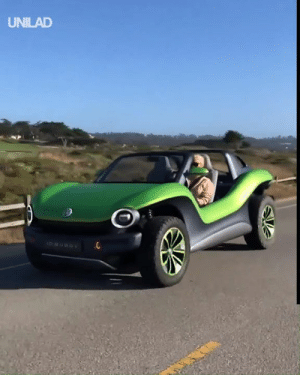 This fully electric dune buggy looks like too much fun! 👏  Supercar Blondie: UNILAD This fully electric dune buggy looks like too much fun! 👏  Supercar Blondie