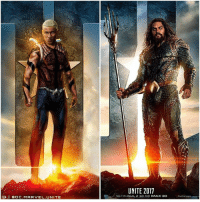 Future, Imax, and Memes: UNITE 2017 x3D  SEEIT INR ALD 3D AND IMAX 3D  #JesticeLeapat  IS 1回0C.MARVEL.UNITE Do you want to see AquaLad ( KaldurAhm) Appear in a AquaMan Sequel ? 🤔 Imagine JasonMomoa's ArthurCurry with a Side Kick ! One of my FanCast's would be JessieUsher ! 🙌🏽 Hopefully DC Introduces The JusticeLeague's SideKicks in Future DCEU Movies, like WonderGirl, KidFlash, Robin and SuperBoy…and then we could get a Spinoff TeenTitans Movie ! But Comment Below your Thoughts and what you want to see in AquaMan2 ! DCExtendedUniverse 💥 DCFilms 😍 Artist : @ddotartwork 👏🏽 Go Follow Him !