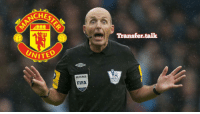 Man Utd have made a 35m bid to sign Mike Dean from Tottenham Hotspur... 😂😂😂😂😂: UNITE  REFEREE  FIFA  2012  Transfer talk  PREMIER  LEAGUE Man Utd have made a 35m bid to sign Mike Dean from Tottenham Hotspur... 😂😂😂😂😂