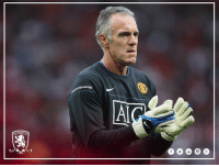 Club, Memes, and Clubbing: UNITED  0000  A READ | #Boro are pleased to welcome experienced goalkeeping coach Eric Steele to the club - http://bit.ly/2hZJsad
