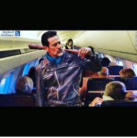 United Airlines security be like...: united  Airlines United Airlines security be like...