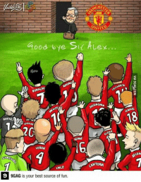 Goodbye Sir Alex, well played, sir! http://9gag.com/gag/aOKX5G2?ref=fbp  Follow us to enjoy more funny pics and memes on http://twitter.com/9gag: UNITED  Good bye St Lex...  RpoNE  MICHARITo  RONALDO  scNOLES  18  KANE  VERON  BECKH  SLHAE  INCE  9GAG is your best source of fun Goodbye Sir Alex, well played, sir! http://9gag.com/gag/aOKX5G2?ref=fbp  Follow us to enjoy more funny pics and memes on http://twitter.com/9gag