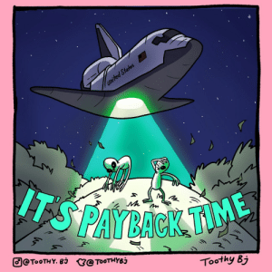 Be ready to probe [OC]: United States  IT  SPAYBACK TV  @TOOTHY. 83 G@ToOTHY8j  Toothy Bj Be ready to probe [OC]