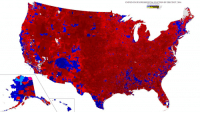 Presidential Election, Bear, and United: UNITED STATES PRESIDENTIAL ELECTION BY PRECINCT, 2016