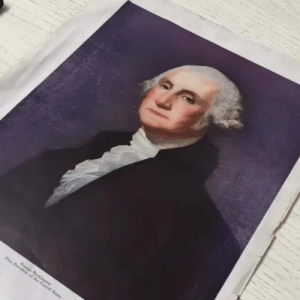 Funny, Target, and Tumblr: United  States strabius-strawberry:  catchymemes:   George-Washington.zip    Why is this so funny to me? I think it's the quick little jumpcuts, and then the reveal feels like a punchline to a joke.