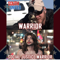 UNITED  WARRIOR  SOCIAL JUSTICE WARRIOR Chris Kyle is my hero! southunited gocsa southwillrise southwillriseagain confederate confederateflag keepitflying 2a secondamendment military conservative politics secede patriots historymatters keepitflying heritagenothate istillstandwiththesouth thesouthwillriseagain confederacy savetheconfederateflag savetherebelflag savetheflag saveourflag freedixie rebelflag
