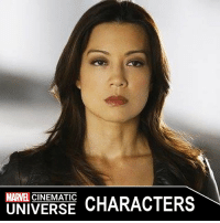 "MELINDA MAY  Portrayed by: - MING-NA WEN (2013-PRESENT)  Appearances: - AGENTS OF S.H.I.E.LD. (2013-PRESENT)  Melinda Qiaolian May worked as a Level 7 S.H.I.E.L.D. operative, nicknamed ""The Cavalry"". A veteran pilot and soldier with years of experience and a good friend of Agent Phil Coulson, she withdrew from field duty after an incident in Manama, Bahrain, which left her mentally damaged. However, she returned to the field when S.H.I.E.L.D. Director Nick Fury asked to her to secretly assemble a team for Agent Coulson and to monitor his recovery process. She worked with the team on all their missions. When the HYDRA Uprising began, her true role on the team, to be Fury's eyes and ears on Coulson, was discovered, leading to a rift between her and the team. Feeling unwanted, she left, searching to find out the truth behind Coulson's resurrection. She found the truth and brought it back to Coulson. She helped the team stop John Garrett and went with the team to the Playground to help restart S.H.I.E.L.D., under newly promoted Director Coulson.  As Coulson's unofficial deputy, May helped Coulson in fighting the forces of HYDRA led by Daniel Whitehall and dealing with Coulson's growing obsession with the alien writing. After the Battle for the Kree City in which HYDRA was dealt a heavy blow and resulted in Agent Skye gaining superhuman abilities, May helped them all to deal with the situation the best they could. When another S.H.I.E.L.D. faction led by Robert Gonzales emerged and occupied their base, May helped Coulson to escape, but later accepted a position on Gonzales' board. When the two factions united, May became a member of Coulson's council of advisors. Following the War against the Inhumans and the Kidnapping of Bobbi Morse, she retired from S.H.I.E.L.D. for a short time to be with her ex-husband, Andrew Garner.  However, she returned to the field to kill Grant Ward once and for all with Lance Hunter. May struggled with the revelation that the Inhuman killer Lash was actually her husband; she continued to work in S.H.I.E.L.D. as the agency attempted to bring down Gideon Malick and later Hive, losing Andrew in this battle. Following the relegalization of S.H.I.E.L.D. and the appointment of a new Director, May was given the task of building and training a specialist strike team.: UNIVERSE CHARACTERS MELINDA MAY  Portrayed by: - MING-NA WEN (2013-PRESENT)  Appearances: - AGENTS OF S.H.I.E.LD. (2013-PRESENT)  Melinda Qiaolian May worked as a Level 7 S.H.I.E.L.D. operative, nicknamed ""The Cavalry"". A veteran pilot and soldier with years of experience and a good friend of Agent Phil Coulson, she withdrew from field duty after an incident in Manama, Bahrain, which left her mentally damaged. However, she returned to the field when S.H.I.E.L.D. Director Nick Fury asked to her to secretly assemble a team for Agent Coulson and to monitor his recovery process. She worked with the team on all their missions. When the HYDRA Uprising began, her true role on the team, to be Fury's eyes and ears on Coulson, was discovered, leading to a rift between her and the team. Feeling unwanted, she left, searching to find out the truth behind Coulson's resurrection. She found the truth and brought it back to Coulson. She helped the team stop John Garrett and went with the team to the Playground to help restart S.H.I.E.L.D., under newly promoted Director Coulson.  As Coulson's unofficial deputy, May helped Coulson in fighting the forces of HYDRA led by Daniel Whitehall and dealing with Coulson's growing obsession with the alien writing. After the Battle for the Kree City in which HYDRA was dealt a heavy blow and resulted in Agent Skye gaining superhuman abilities, May helped them all to deal with the situation the best they could. When another S.H.I.E.L.D. faction led by Robert Gonzales emerged and occupied their base, May helped Coulson to escape, but later accepted a position on Gonzales' board. When the two factions united, May became a member of Coulson's council of advisors. Following the War against the Inhumans and the Kidnapping of Bobbi Morse, she retired from S.H.I.E.L.D. for a short time to be with her ex-husband, Andrew Garner.  However, she returned to the field to kill Grant Ward once and for all with Lance Hunter. May struggled with the revelation that the Inhuman killer Lash was actually her husband; she continued to work in S.H.I.E.L.D. as the agency attempted to bring down Gideon Malick and later Hive, losing Andrew in this battle. Following the relegalization of S.H.I.E.L.D. and the appointment of a new Director, May was given the task of building and training a specialist strike team."