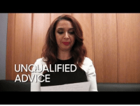 """<p>WEB EXCLUSIVE!</p> <p>Maya Rudolph stuck around after the show to <a href=""""https://www.youtube.com/watch?v=nIDxrxaeskE"""" target=""""_blank"""">try her hand at giving some impromptu advice!</a></p>: UNQUALIFIED <p>WEB EXCLUSIVE!</p> <p>Maya Rudolph stuck around after the show to <a href=""""https://www.youtube.com/watch?v=nIDxrxaeskE"""" target=""""_blank"""">try her hand at giving some impromptu advice!</a></p>"""