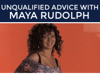 """<p><strong>MAYA RUDOLPH WANTS TO GIVE YOU ADVICE!</strong></p> <p>Not sure what to wear to prom? Need help naming your new dog?</p> <p>We're shooting a web video with Maya Rudolph today and she's here to give you unqualified advice! So<a href=""""http://fallontonight.tumblr.com/ask"""" target=""""_blank"""">submit your questions in our ask box</a>(put """"Ask Maya"""" at the beginning), and yours just might get answered on YouTube! Go! Go! Go!</p> <p>[gif<a href=""""http://rebloggy.com/Maya+Rudolph/search/bestmatch/page/1"""" target=""""_blank"""">via</a>]</p>: UNQUALIFIED ADVICE WITH  MAYA RUDOLPH <p><strong>MAYA RUDOLPH WANTS TO GIVE YOU ADVICE!</strong></p> <p>Not sure what to wear to prom? Need help naming your new dog?</p> <p>We're shooting a web video with Maya Rudolph today and she's here to give you unqualified advice! So<a href=""""http://fallontonight.tumblr.com/ask"""" target=""""_blank"""">submit your questions in our ask box</a>(put """"Ask Maya"""" at the beginning), and yours just might get answered on YouTube! Go! Go! Go!</p> <p>[gif<a href=""""http://rebloggy.com/Maya+Rudolph/search/bestmatch/page/1"""" target=""""_blank"""">via</a>]</p>"""