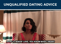 "Advice, Aubrey Plaza, and Dating: UNQUALIFIED DATING ADVICE   DOIN IT MAKIN' LOVE.YOU KNOW WHATI MEAN? <p>Some of the Parks and Rec alums' best dating advice for all your V-day needs.</p><p><a href=""http://t.umblr.com/redirect?z=https%3A%2F%2Fwww.youtube.com%2Fwatch%3Fv%3DFiT8khrgnzw%26list%3DPLykzf464sU98iBX48N5iuHzslodP7Hzci%26index%3D59&amp;t=YThhOTJlYzU2NGRiMGRjOTUwMjRkZjhhZjZiOWRlZTEyM2UzNjc0NCxaTU5oTkZHag%3D%3D&amp;b=t%3A7CXZCYBaSJni-fbpG60Dww&amp;p=http%3A%2F%2Ffallontonight.tumblr.com%2Fpost%2F104616800633%2Fneed-some-advice-in-the-ways-of-love-and-romance&amp;m=0"" target=""_blank"">- Jenny Slate</a></p><p><a href=""http://t.umblr.com/redirect?z=https%3A%2F%2Fwww.youtube.com%2Fwatch%3Fv%3D99EVUWimnVM%26list%3DPLykzf464sU98iBX48N5iuHzslodP7Hzci%26index%3D40&amp;t=YzU3NTBiZWY1ODBiZWRmZTUzNzYyNWQ2MWM3ZWVmYjEwMWZkYzVhYyxaTU5oTkZHag%3D%3D&amp;b=t%3A7CXZCYBaSJni-fbpG60Dww&amp;p=http%3A%2F%2Ffallontonight.tumblr.com%2Fpost%2F104616800633%2Fneed-some-advice-in-the-ways-of-love-and-romance&amp;m=0"" target=""_blank"">- Nick Offerman</a></p><p><a href=""http://t.umblr.com/redirect?z=https%3A%2F%2Fwww.youtube.com%2Fwatch%3Fv%3D44ogSQjr0Tg%26list%3DPLykzf464sU98iBX48N5iuHzslodP7Hzci%26index%3D2&amp;t=OWEzMjkwN2YyMDUyM2M2ZTI4MDZhYmE4MzJhZjllYWNmNWJmN2I5MixaTU5oTkZHag%3D%3D&amp;b=t%3A7CXZCYBaSJni-fbpG60Dww&amp;p=http%3A%2F%2Ffallontonight.tumblr.com%2Fpost%2F104616800633%2Fneed-some-advice-in-the-ways-of-love-and-romance&amp;m=0"" target=""_blank"">- Rashida Jones w/ Aubrey Plaza</a></p>"