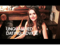 "Advice, Alison Brie, and Dating: UNQUAUIFIED  DATING ADVICE <h2><a href=""https://www.youtube.com/watch?v=6Bf2irF92kE"" target=""_blank"">Alison Brie hung out backstage to give fans dating advice on everything from texts to farts! </a></h2>"